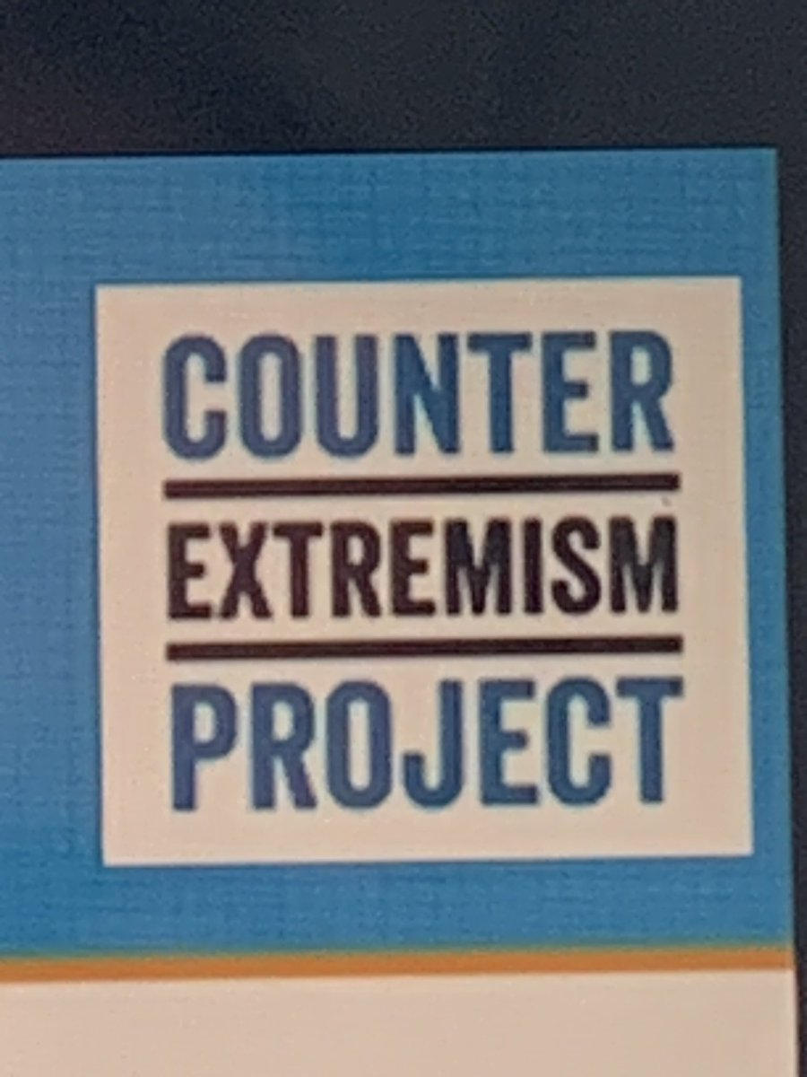 Today: meeting with #CTED Global Research Network on violent extremism and terrorism.  Very interesting to hear about the transnational character of the violent extreme right-wing threat.   Important to emphasize that despite nationalistic focus, these threats are international https://t.co/FxYmajvveX