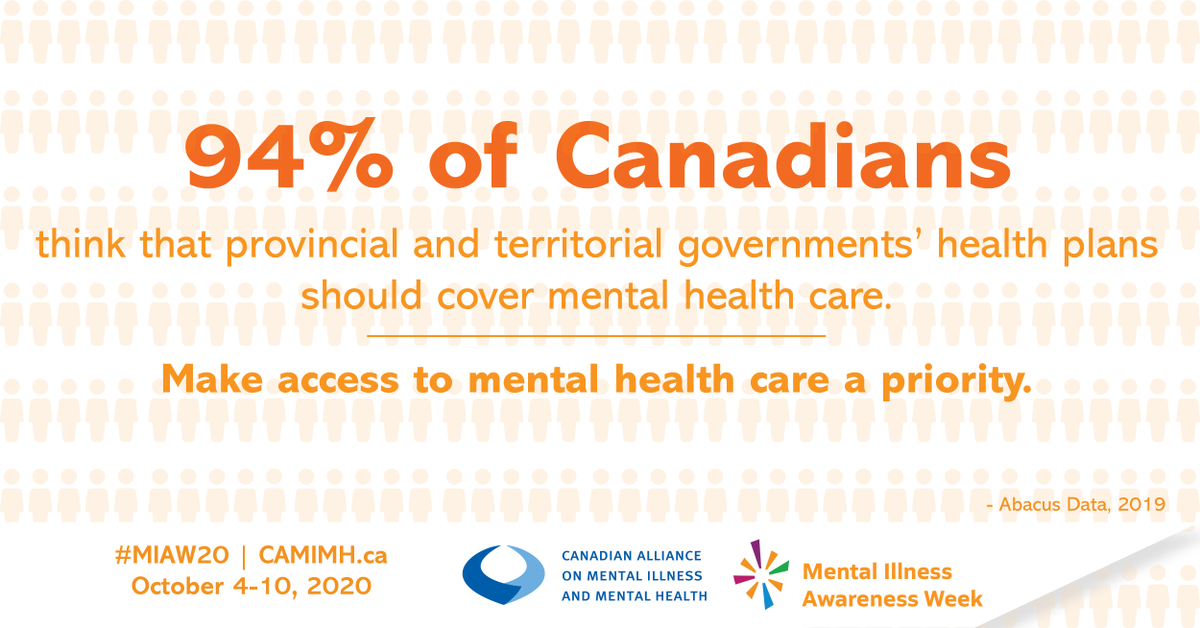 For #MIAW20, learn more about CAMIMH's Mental Health Action Plan and it's six recommendations to the federal gov't. Everyone deserves access to #MentalHealth support. @CAMIMH_ACMMSM #cdnpoli camimh.ca/advocacy/#tab-…