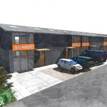 We are delighted to have secured planning permission for a number of new commercial units in Knowsley for our client.
