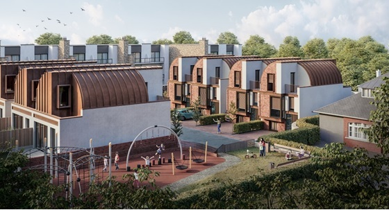 Kpmg Future Analytics On Twitter Fac Is Delighted To Have Secured Planning Permission For Our Client For An Infill Residential Development Within The Grounds Of Dal Riada House A Protected Structure On