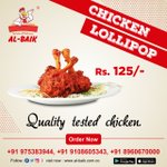Image for the Tweet beginning: CHICKEN Lollipop   #Bucket_Meals_for_friend #TWISTER_MEAL_BOX #Best_Burger #best_burgers_in_lucknow