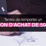 Image for the Tweet beginning: 🏆 CONCOURS INKTOBER INSTAGRAM 🏆