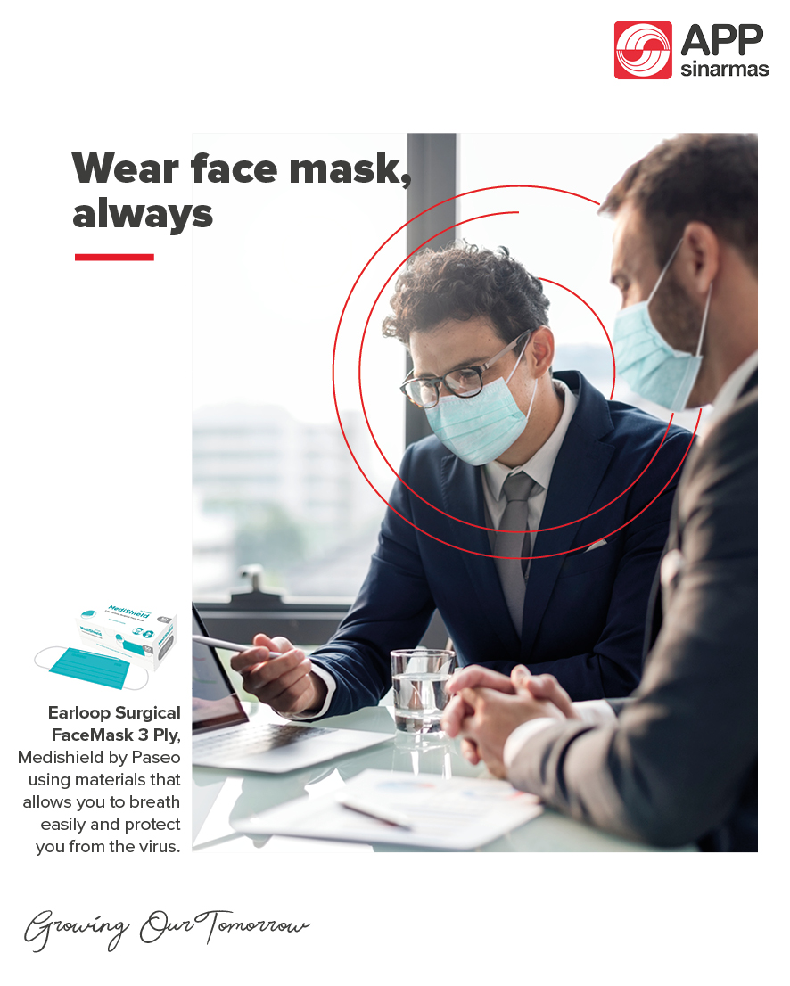 Building the habit of maintaining a safe distance from one another and always wearing a mask can be challenging. However, consistency is one of the main pillars of effectively curbing the spread of COVID-19 during the ongoing health crisis. . #NewNormal #SelfAwareness https://t.co/s1zmlHOB36