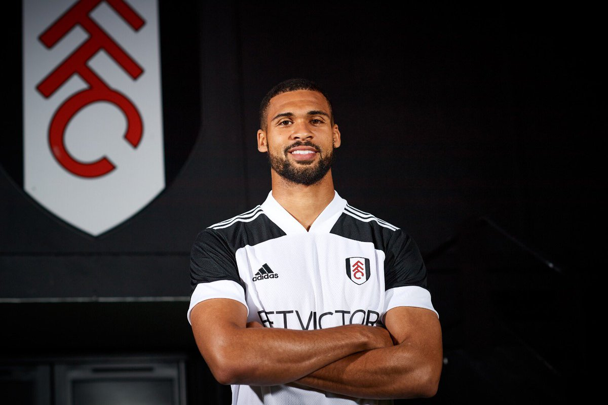 Delighted to join @FulhamFC for the season. Can't wait to get started! 🚀
