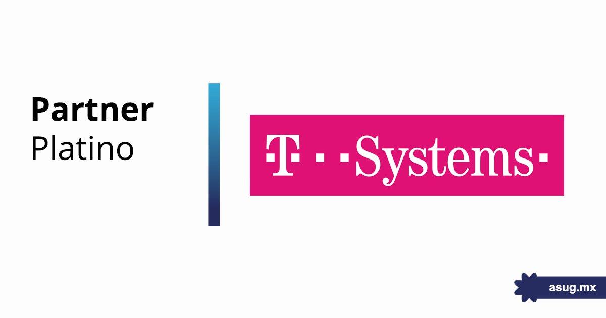🎊 Nos enorgullece darle la bienvenida a este nuevo miembro de la #ComunidadASUGMEX: ¡@TSystemsMX! Sigan a este gran #PartnerASUGMEX que se une a nuestro programa en nivel platino 🎊 - https://t.co/LQT0eIDYJU https://t.co/rif7HmqykN