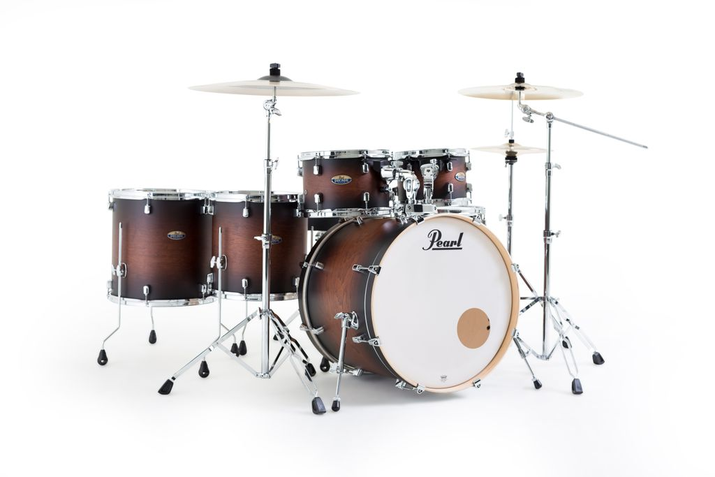 """Escalating the playing field for the advancing drummer, Decade Maple featured shell packs are perfect as a primary kit for evolving players or a secondary """"gigging"""" kit for the seasoned pro.  The 100% Maple kit for a whole range of players. https://t.co/33jtzhLekN  #pearldrums https://t.co/kUT0rvhVPd"""