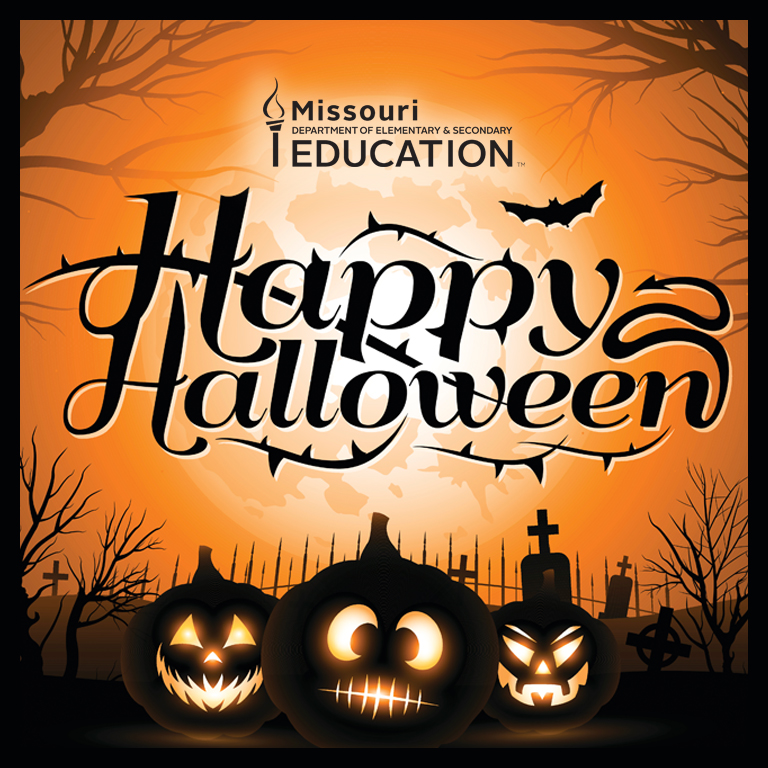 We hope that everyone has a happy and safe Halloween this weekend!