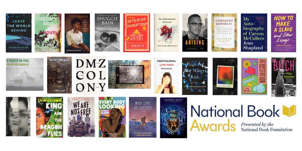 Replying to @nationalbook: Congratulations to all the 2020 #NBAwards Finalists!
