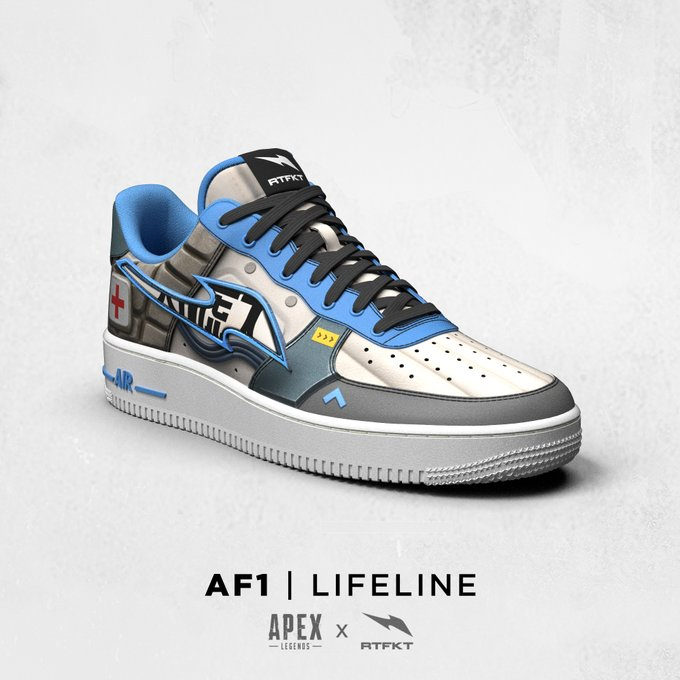 In celebration of cross-play beta/aftermarket event I have teamed up with @PlayApex and @RTFKTstudios to bring you an exclusive giveaway!!   Rules:  -Follow @NiceWigg, @PlayApex, @clegfx, @RTFKTstudios, @brysontiller -Retweet this tweet -1 winner/1 pair of shoes -Ends 10/12/2020