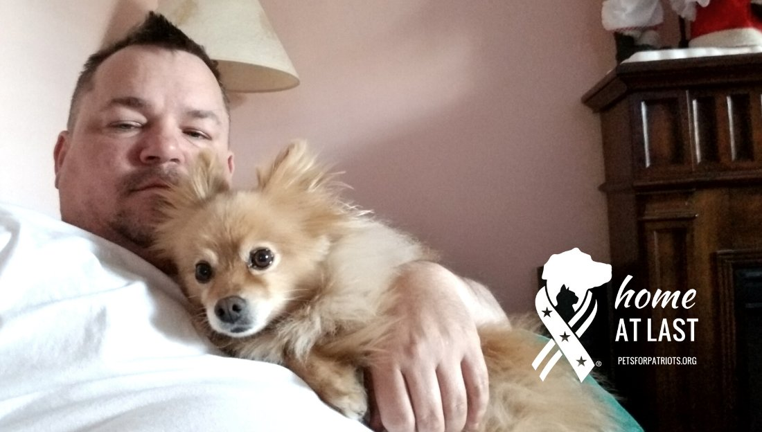 With heavy hearts we mourn the loss of Paco, adopted in 2012 to Micheal, #Navy veteran, + killed by a loose dog. Let this serve as a grim reminder that your actions (or lack) as a pet owner have consequences. Mind your pets, leash your dogs, + pray for Paco + Micheal. #RIPPaco