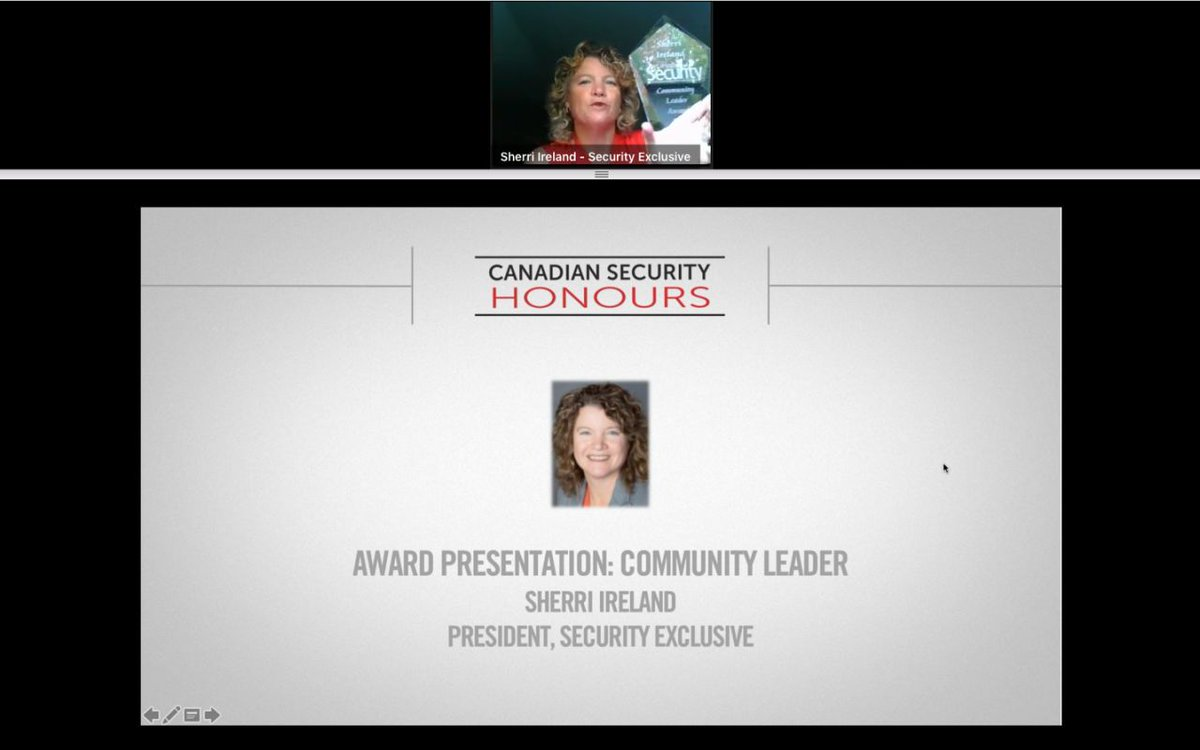 Miss our #CSHonours event? No problem! Check out our recap. Thanks to all those who came out to celebrate excellence in the security industry.   Thanks to our sponsors: @GardaWorld @Everbridge and @AxisIPVideo.  https://t.co/yLwSmHJQfv https://t.co/TMYHn9Ttn1