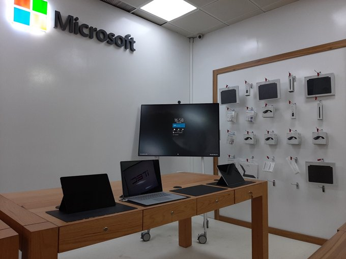 Tech Experience Centre Microsoft Nigeria technology envisioning sessions TD Africa lagos