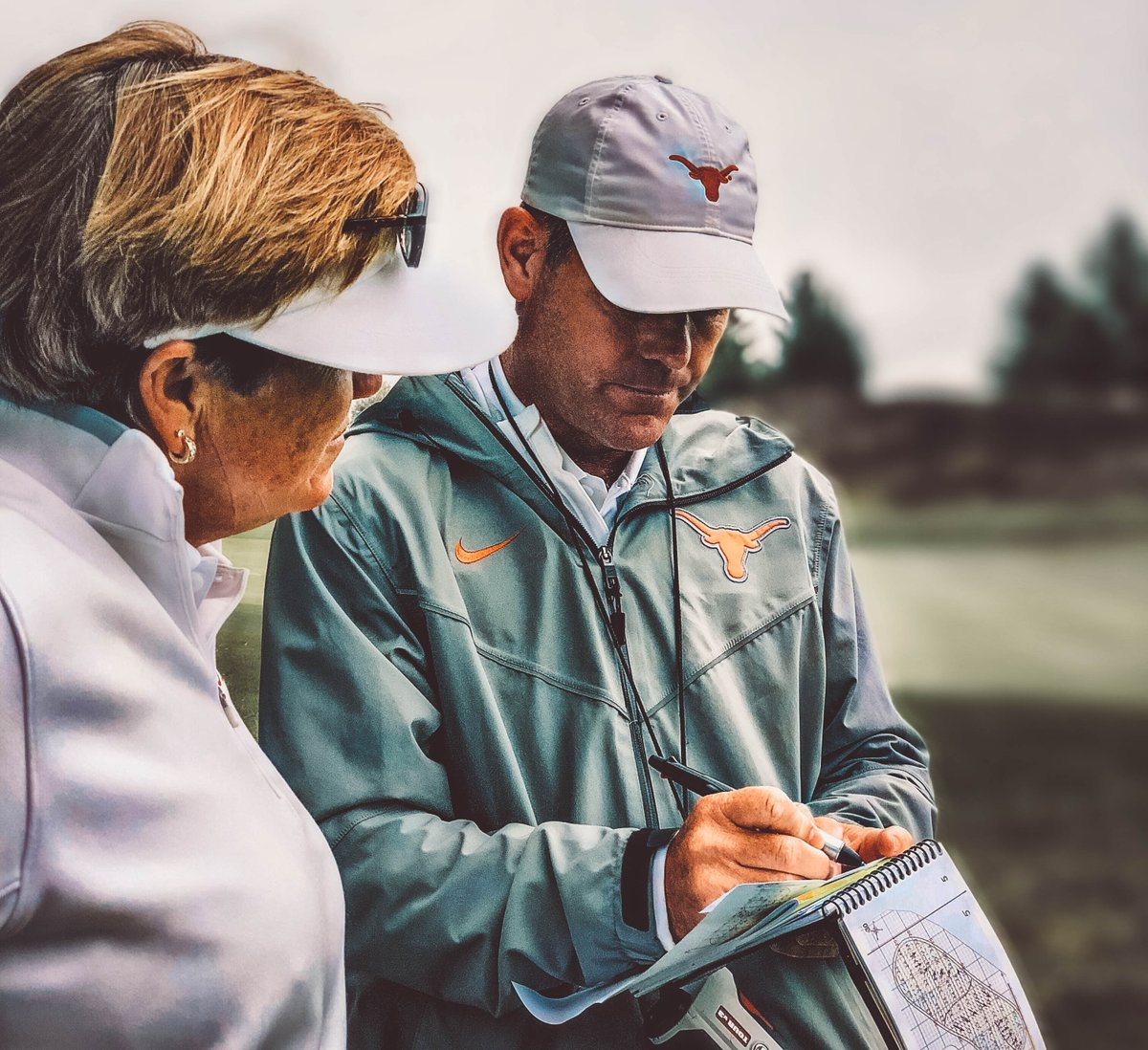 Happy #NationalCoachesDay! Blessed to have the best coaches in the country here at Texas 🤘