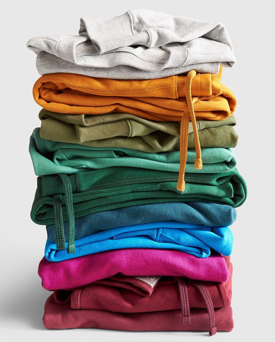 Vintage. Soft. Sweats. Tell us which color you'll be wearing.👇  Shop the range: https://t.co/hcEfySRDon. https://t.co/4Mbor9Tjnh