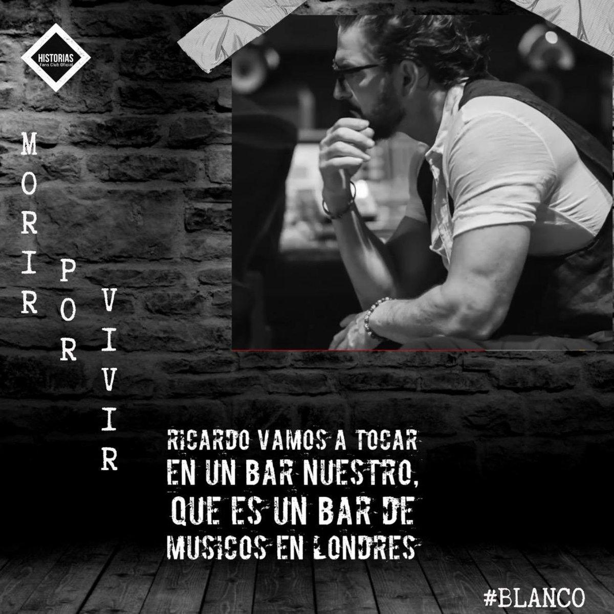 """#MorirPorVivir #SesionesDeAutor """"Ricardo vamos a tocar en un bar nuestro, que es un bar de músicos en Londres"""" #Blanco #RicardoArjona @infomundoarjona @metamorfosismedia @ricardoarjona @historiasarjonaoficial"""