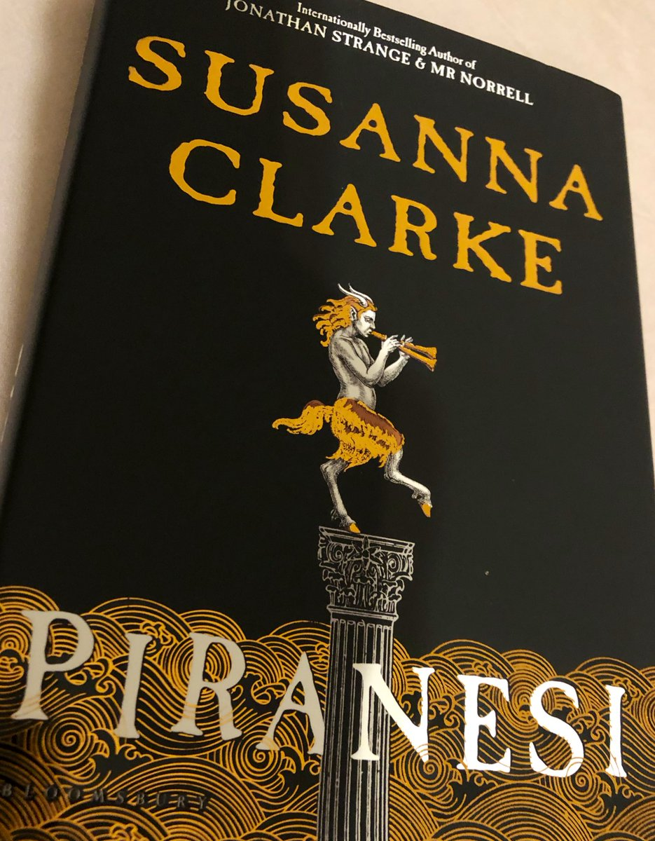 What a phenomenal talent Susanna Clarke has. #books
