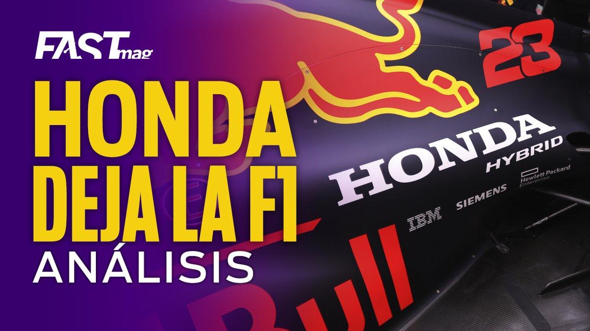 ¡ES MARTES!  Tiempo de mesa redonda, en la que @scuderiargz, @ojalife, @elzurdojalife y @EOlmos.  Temas: - La salida de #Honda de la #F1 - El #HarvestGP de #INDYCAR  - Copa #NASCAR en Talladega   ¡No te la pierdas! --> https://t.co/EnIBD1Lubq https://t.co/H86iX3G3qc