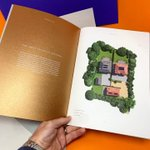 Image for the Tweet beginning: Downside Property Brochure. Cover: @colorplanpapers Real