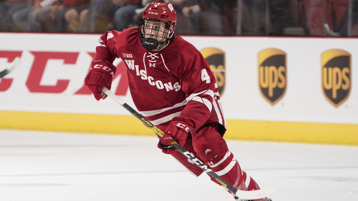 Wisconsin #Badgers men's hockey: where will Dylan Holloway be drafted tonight?  The sophomore standout for @BadgerMHockey is expected to be a first rounder. We take a look at where he might go. #NHLDraft #ProBadgers #BadgersInTheNHL