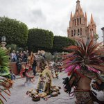 Image for the Tweet beginning: San Miguel de Allende: Outdoor