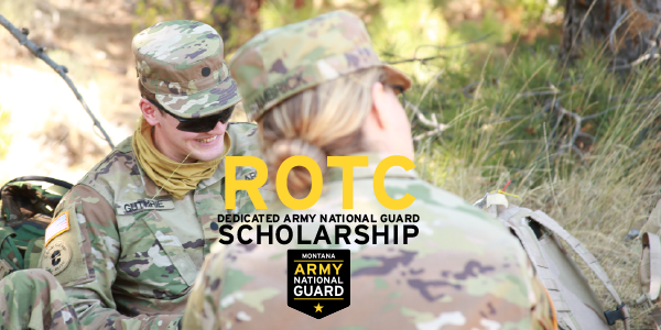 Looking for a way to add additional education benefits to your pockets?  With the 4-year Dedicated National Guard Scholarship through ROTC, you can do just that!  Upon graduation, commission into the ARNG.  For more information visit:  #military #ARNG