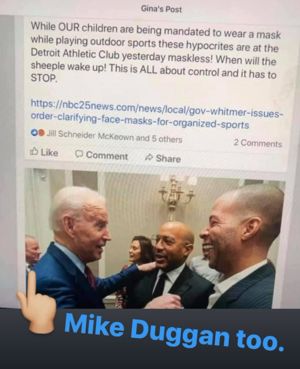 Titan Mark S Tweet Adambaldwin Nosmhnmh Add Biden At The Detroit Athletic Club On 9 September 2020 With Democrat Gov Whitmer And Democrat Detroit Mayor Duggan In Background Trendsmap