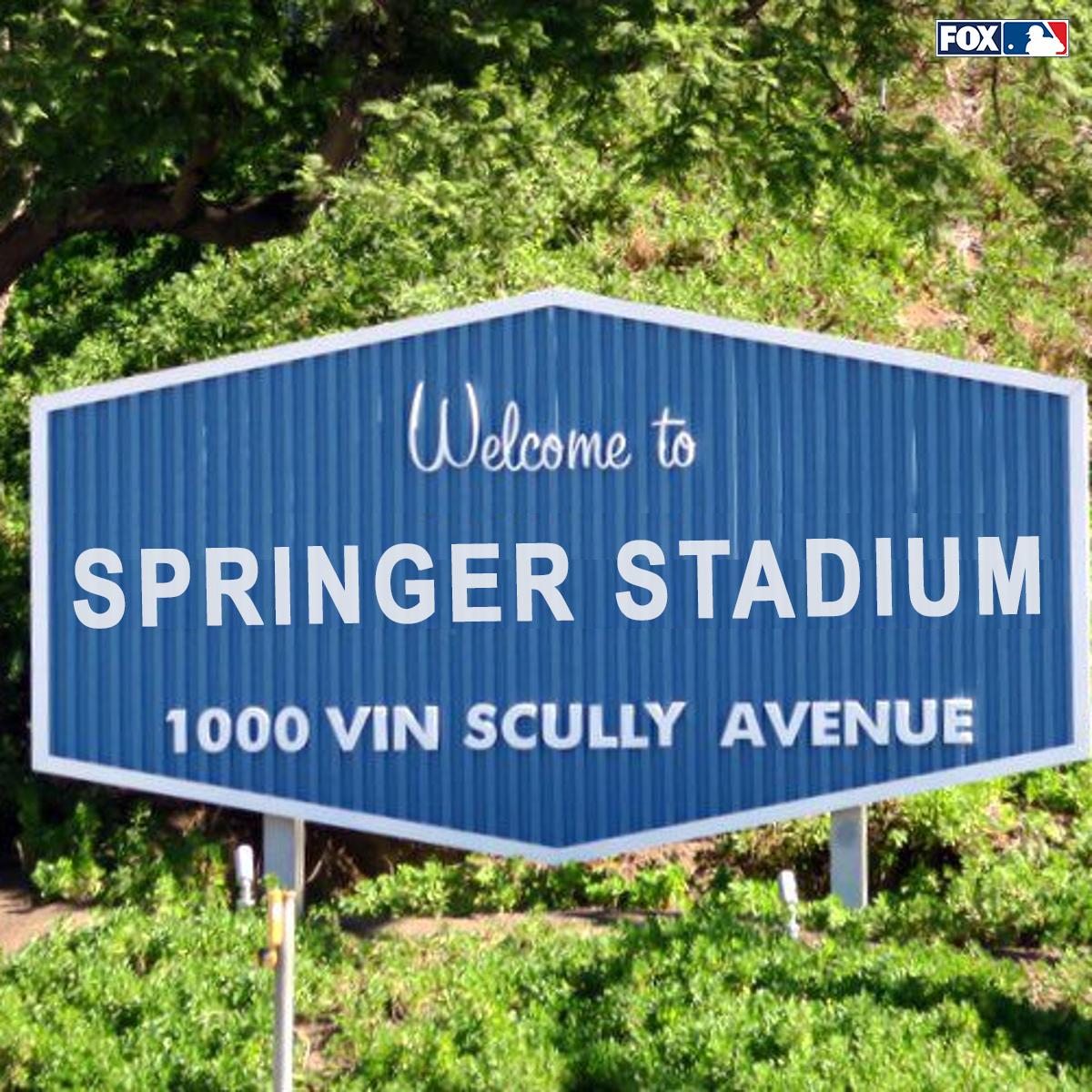 @MLBONFOX's photo on Springer
