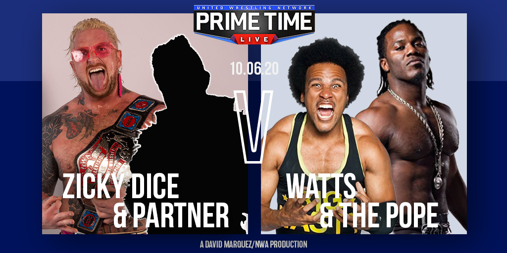 UWN Primetime Live Results: Zicky Dice Teams With Effy, Former WWE Star In Action