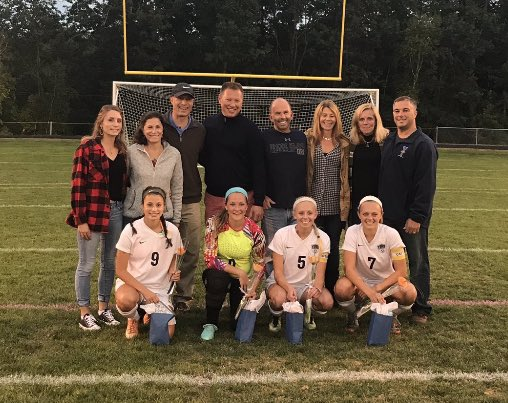 test Twitter Media - Today in Wildcat History 10.6.17 On Senior Night, York Women's Soccer defeats Freeport 2-0 on goals from four year starter and senior Payton Humphrey (PK) along with Haley Bando (Assist Bella DeLuca) @YHSBoosters @YorkGirlsSoccer https://t.co/fDmrWSC3BS