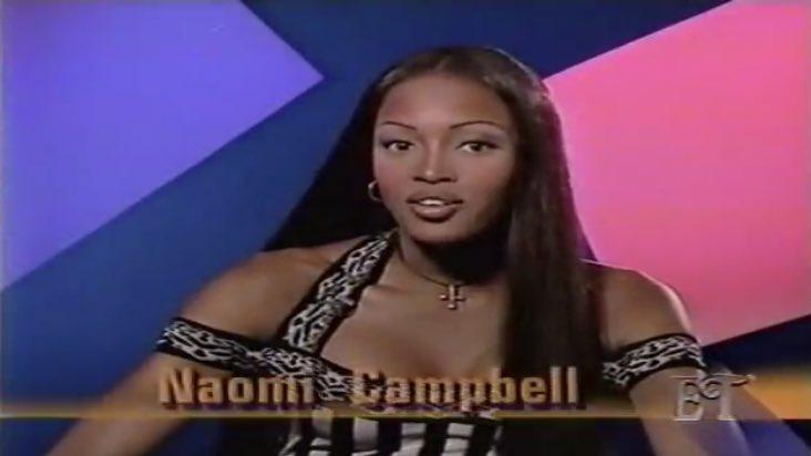 Naomi Campbell, 1991 ✨