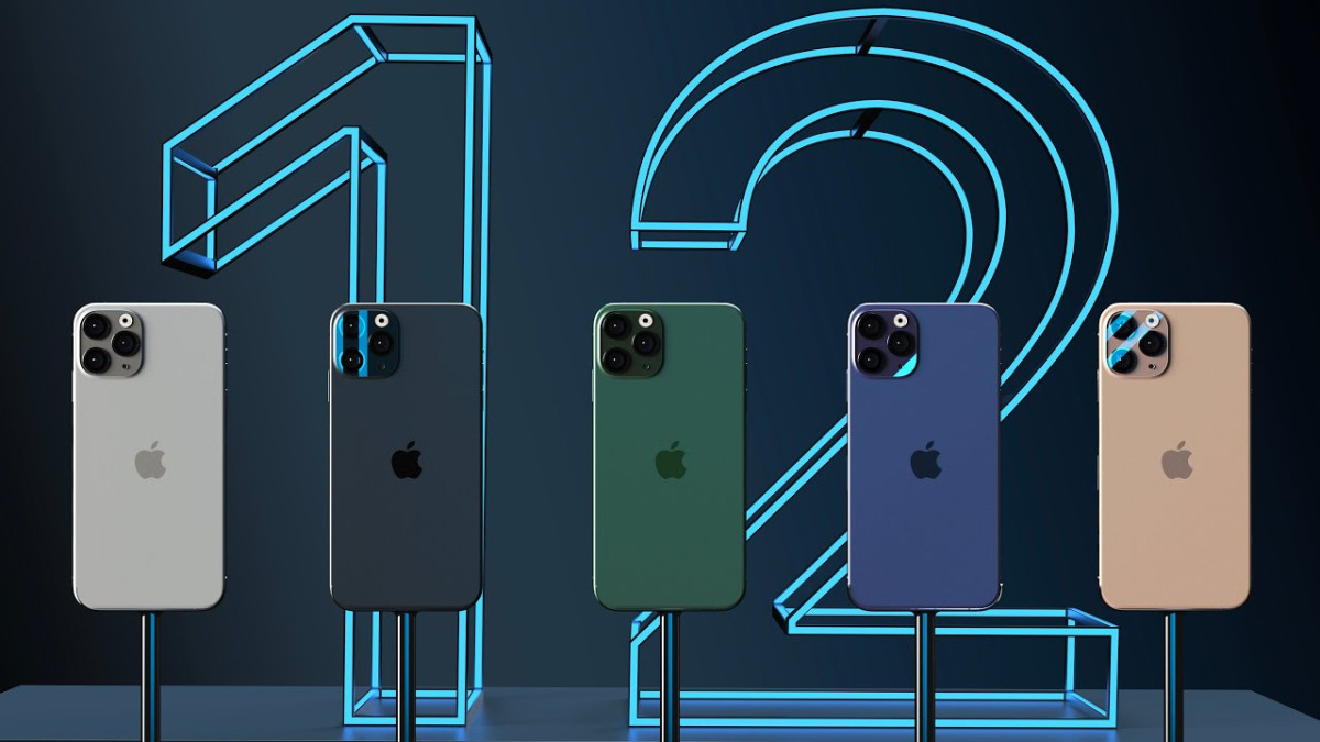 New #iPhone12 will be released on October 13. This year, Apple launches four 5G iPhones.