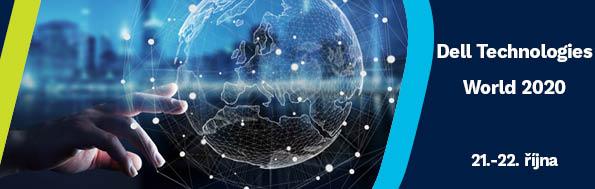 Nezmeškejte příležitost a registrujte se na největší událost roku, kterou si pro vás připravila společnost #Dell Technologies. Poprvé úplně online, dostupná všem, zdarma! Více informací: https://t.co/24qbZjXUDj https://t.co/xnhx8TqYYc