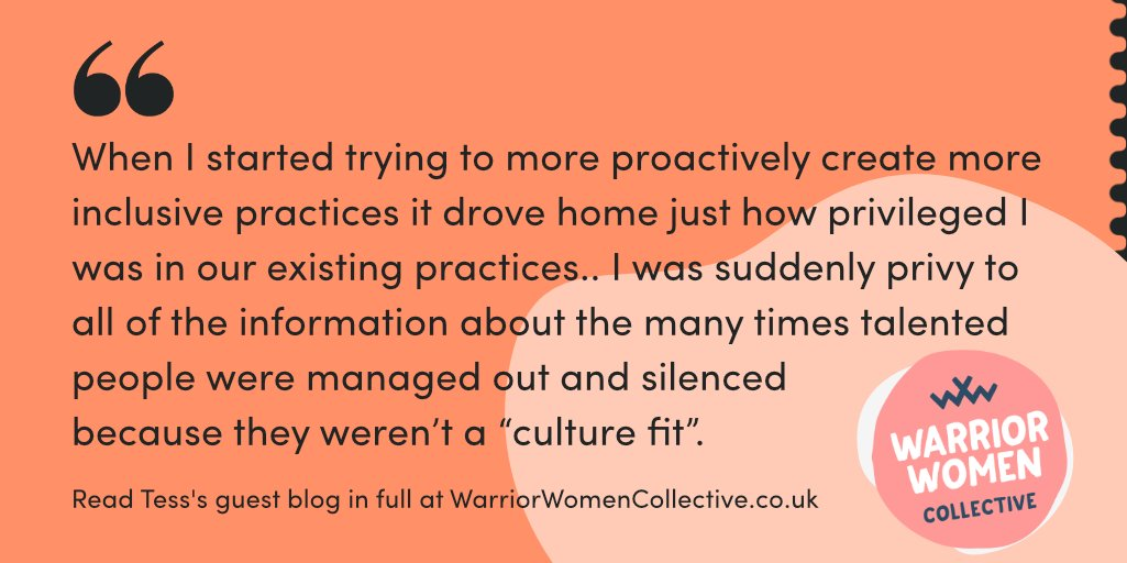 In a guest blog written for @wwomenco, our Founder Tess talks about her employment experiences & the moment she realized that work needs to be shaped around real people. #futureofwork Read it in full at https://t.co/hTNxfKmXSA https://t.co/eFmxCa0YMs