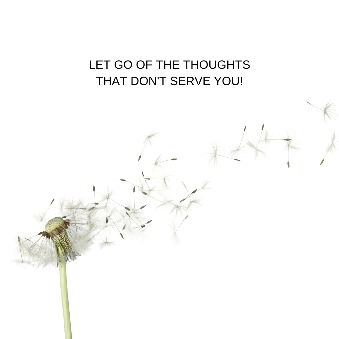 You know those thoughts .....   👉 I should have   👉 I shouldn't have   👉 I'm not good enough  You may even be thinking of your own just now.  It's really interesting that our thoughts can have a direct impact on our lives. https://t.co/2kIvTRHxIL