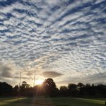Image for the Tweet beginning: Spectacular sky #WhereInWaterford