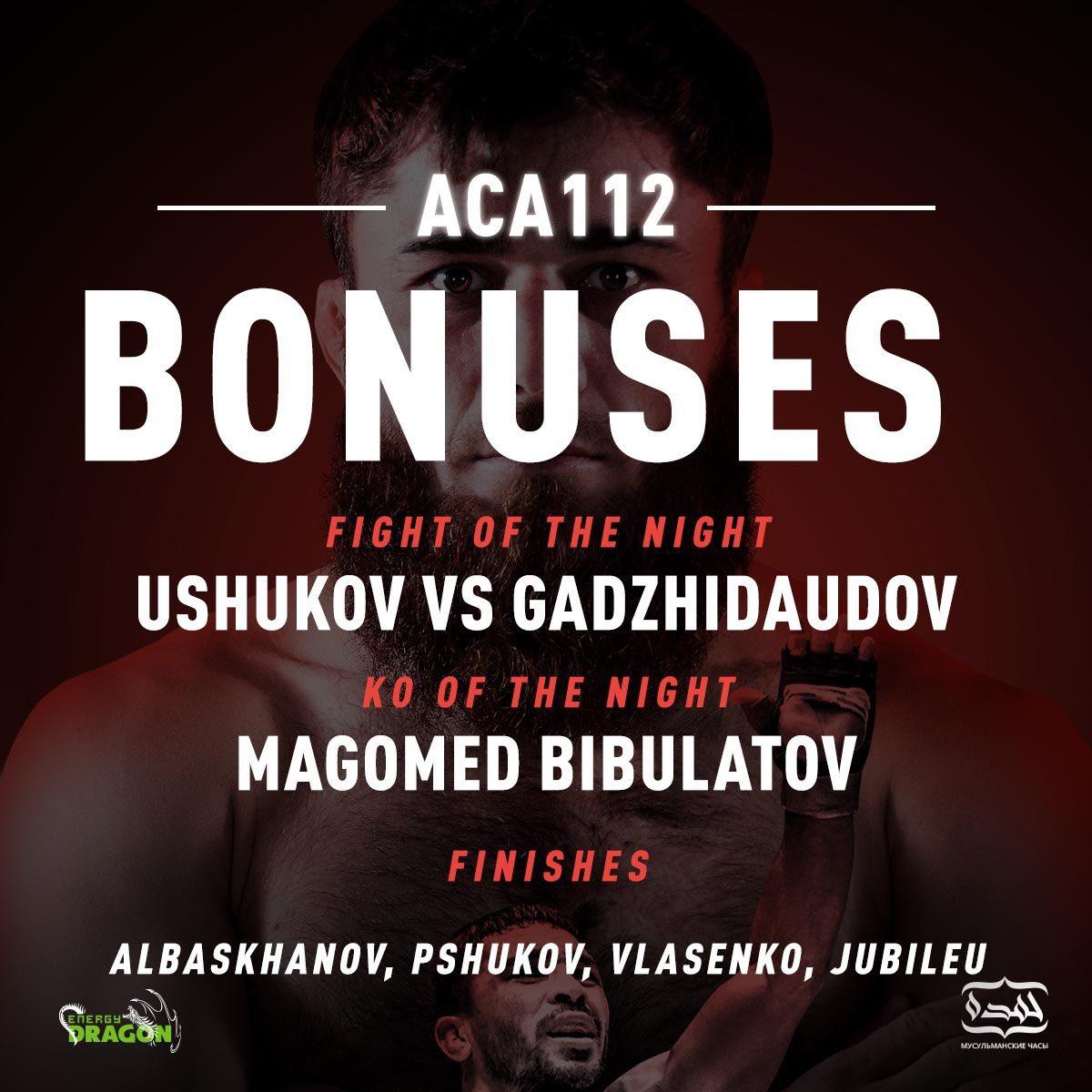 💰 Bonuses after ACA 112. https://t.co/j3PL2S0GOd