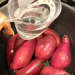 激ウマの焼き芋が簡単に作れる!使うのは...炊飯器!?