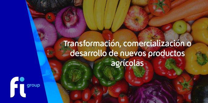 ¡#Andalucía lanza  materiales o inmateriales en transformación, comercialización o  de nuevo....
