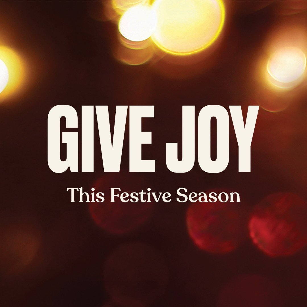 Let this festive season be all about hope, care, happiness and joy. It's time for you to give! Stay tuned for we have something exciting for you.  #TheBodyShopIndia #TBSInd #GiveJoy #FestiveSeason #ComingSoon