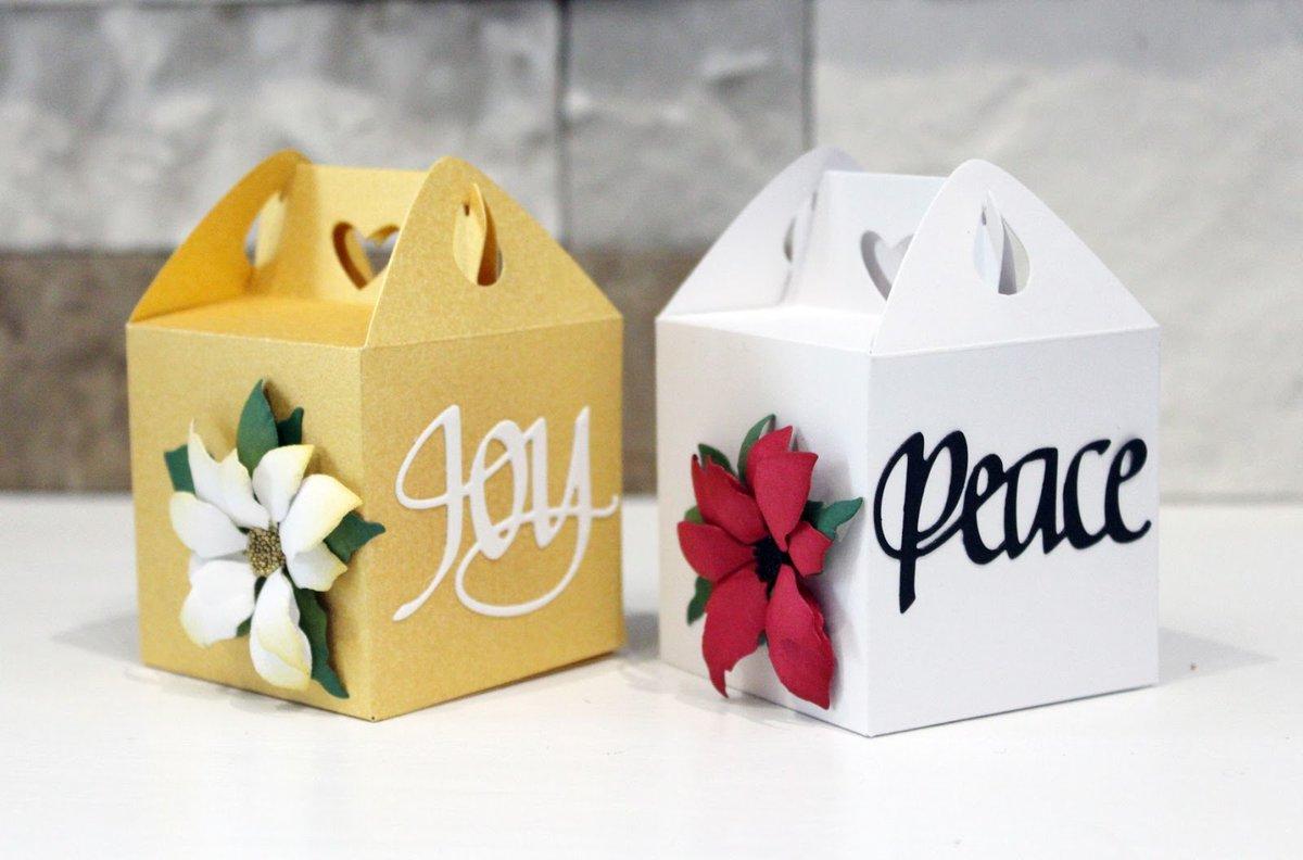 printed gable boxes