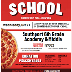 Image for the Tweet beginning: Want to support Southport Middle School