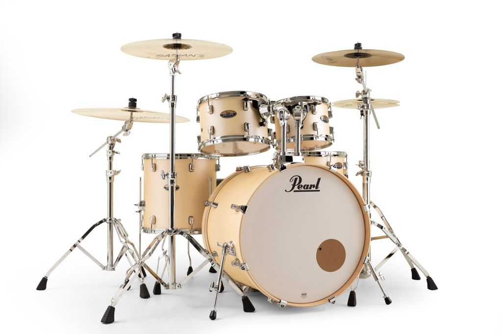 Iconic Sound. 100% Maple. Revolutionary Price.  With 5.4mm, all Maple shells, fully adjustable pro level features, and gorgeous lacquer finishes, Decade elevates your performance at a price that was previously impossible.  Shown in Satin Gold Meringue. https://t.co/33jtzhLekN https://t.co/LFAjDPXgSc