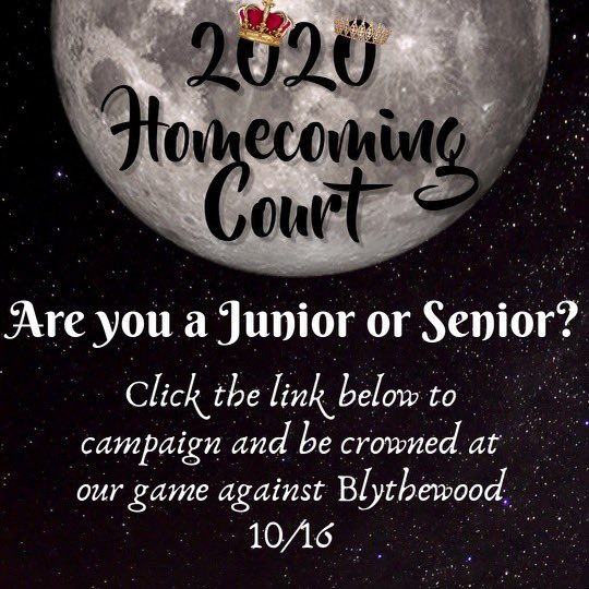 Hey Juniors and Seniors! Type this link into your browser to access the 2020 HOCO Court Application:  https://t.co/lWqQwMBFGY  Applications are due THIS FRIDAY, October 9th, by 12:15 p.m. All other info and requirements are stated on the google form. Good luck vikes! https://t.co/kQDya3IwfC