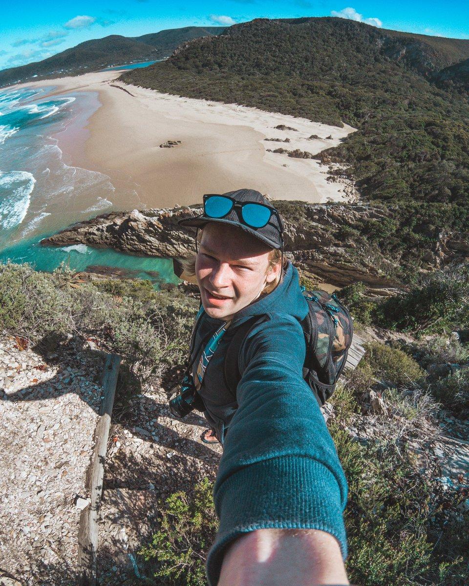Sundays mission ✌ . #plett #southafrica #naturesvalley #gopro #goproza #visualgrams #selfie https://t.co/HfO6DBYZdS