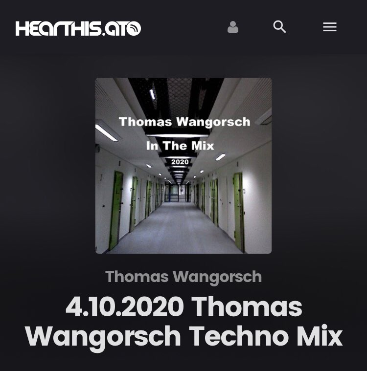 https://t.co/9rCG5B6nlE  #technomusic #clubsound #technomix #techno #technosound #musik https://t.co/WUwcLbgSpS