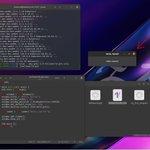 Image for the Tweet beginning: 【初めての #Linux GUIアプリプログラミング】 #Vala というプログラミング言語に(ちょっとだけ)興味を持ったので、#GTK ライブラリと一緒にインストール。  GUIアプリの入門用コードを書き、コンパイルして実行。 ちゃんとGUIウィンドウになって起動しました。ちょっと感動です。