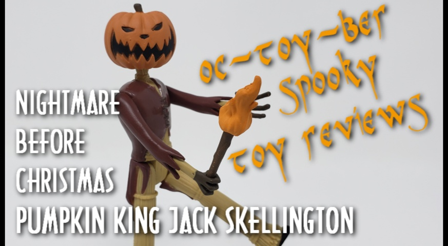 #Octoyber is here, and so is The #EvilSkeletoys with #spooky #ToyReviews just in time for #Halloween!  #JackSkellington #PumpkinKing #NightmareBeforeChristmas #Funko #Super7 #Reaction #ReactionFigures #Retro #RetroToys #HappyHalloween #HappyHalloween2020