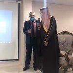 Image for the Tweet beginning: سعادة محافظ #الوجه يطلق #المبادرات_التنموية