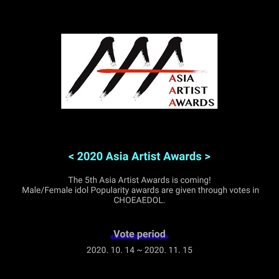ateez ph support team on twitter heads up atinys the asian artist awards popularity choice will be held in the choeaedol app go download it now and collect as many hearts as twitter