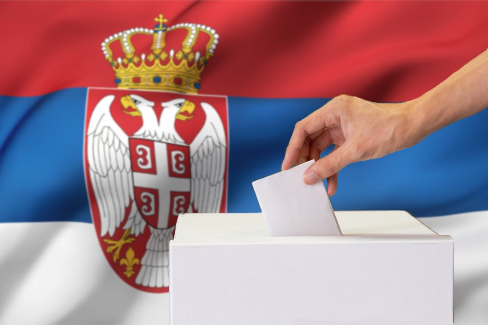 #Serbia 2020 parliamentary elections well run despite #COVID19, but dominance of ruling party was a cause for concern. Read our full report 👉 https://t.co/P1G4RA2BnY. https://t.co/uU2pkiE5jr